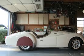 triumph tr3a wheel spats google search cars pinterest