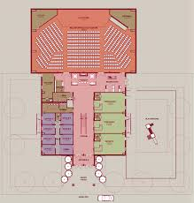 new church floor plan boxes robertleearchitects