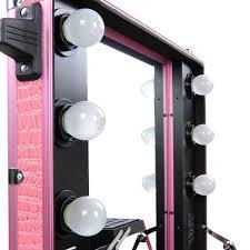 makeup artist station sophisticated lights makeup artist mirror plus lights vanity girl