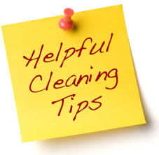 cleaning tips angels steam masters