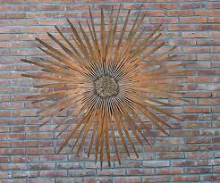 wall art ideas design horchow orbate medallion outdoor wall art