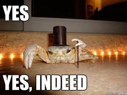 Hat Meme - top hat crab weknowmemes generator