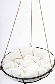 Home Patio Swing Replacement Cushion by Patio Furniture Hanging Chair Glf Home Pros Outdoor Egg Swing