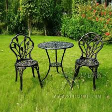 Outdoor Furniture 3 Piece by Online Get Cheap 3 Piece Bistro Set Outdoor Furniture Aliexpress