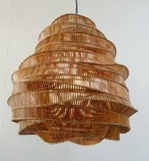 Bamboo Ceiling Light Bamboo Pendant Light Foter