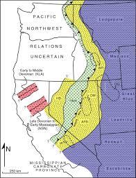 Sierra Nevada Mountains Map Geotectonic Evolution Of The Great Basin Geosphere Geoscienceworld