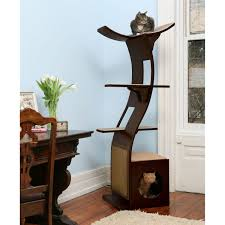 Modern Cat Bed Furniture by Modern Cat Furniture Cat Condos Cat Trees Towers Gyms Cat