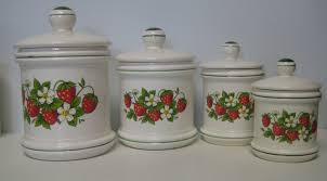 country kitchen canister sets https www bonanza com listings