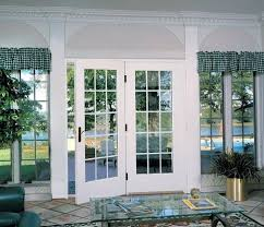 Wood Patio Doors With Built In Blinds by Garden Patio Doors With Built In Blinds Garden Room French Doors A