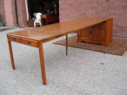 Buffet With Pull Out Table My Grandma Had A Table Similar To - Pull out dining room table