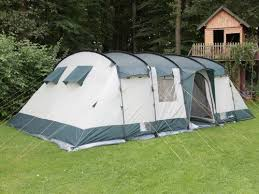 tente 8 places 4 chambres skandika hurricane 12 family tent uksportsoutdoors