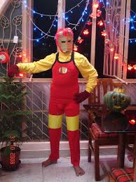 Iron Man Halloween Costume Diy Tutorial Diy Boys Halloween Costumes Diy Iron Man Classic