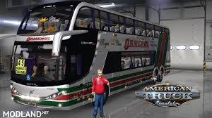 volvo truck service volvo comil dd 6x2 v 5 0 mod for american truck simulator ats