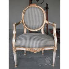 swedish painted furniture an elegant pair of swedish gustavian style ivory painted and