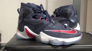 Nike Lebron 13 nike lebron 13 usa midnight navy