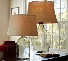 Mercury Glass Home Decor Mercury Glass Table Lamp Shades Replacement Mercury Glass Table