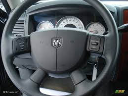2005 dodge dakota slt club cab 4x4 steering wheel photos