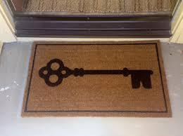 Doormats Target Threshold Key Doormat U0026 Threshold Greek Key Doormat Blue 1