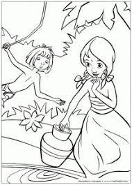 72 jungle book disney images disney coloring