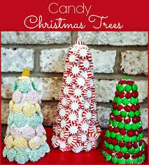 candy christmas trees upstate ramblings