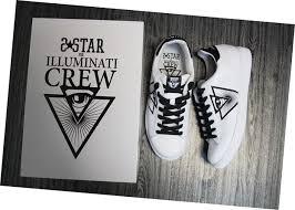 cosa sono gli illuminati illuminati crew da alle sneakers