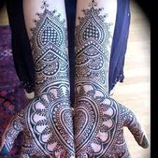 sheet henna stickers tattoo bodyart mehndi stencil desert dress