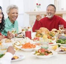 black family dinner together small 378 365 bnfitdc