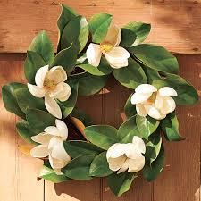 magnolia wreath 16 d