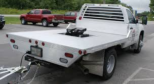 aluminum truck beds by mission trailers