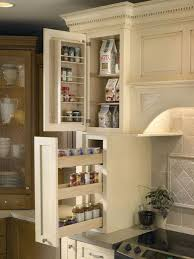 kitchen cupboard interior storage 25 best spice cabinets ideas on pull out spice rack