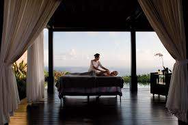 the resort features a spa with asian and european massage and