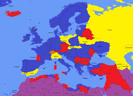 Map Of Modern Europe by Mapping Alternate Future Know Your Meme
