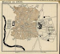 Bullring Floor Plan Siege Of Madrid Was Fought From 1 To 4 December 1808