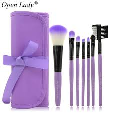 professional makeup tools 7pcs kits makeup brushes professional set cosmetics brand makeup