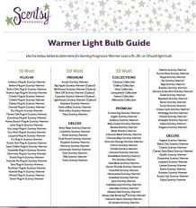 warmer light bulb guide scentsy pinterest scentsy light