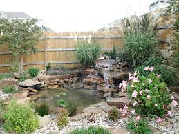 landscape design water gardens water features koi ponds fish