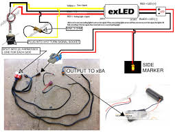 led turn signal causes all lights to flash hidplanet the
