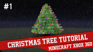 minecrafthristmas tree skin ornaments map schematic
