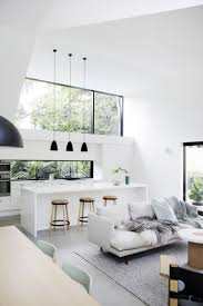 Design Fascinating Simple Bedroom Interior With Modern Flat Fair Top Interior Décor Design Modern White Kitchens Modern And