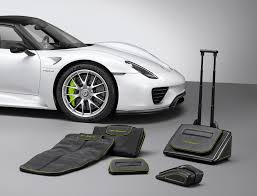 porsche 918 spyder white porsche 918 luggage porsche everyday dedeporsches blog