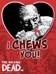 Walking Dead Valentines Day Meme - the walking dead valentine s day fantasy nightmares