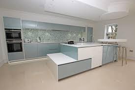 White Blue Kitchen Astral Blue Google Search Kitchen Ideas Pinterest Kitchens