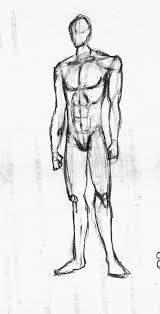first ever man sketch by dotgfx on deviantart