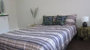 Comforters In Canada Montreal Furnished Studio Apartment Hundreds Of Furnished