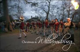 christmas events in colonial williamsburg