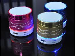 Party Speakers With Lights Best Sa20 Led Mini Portable Wireless Led Bluetooth Speaker Hi Fi