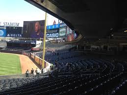 Yankee Stadium Floor Plan New York Yankees Seating Guide Yankee Stadium Rateyourseats Com