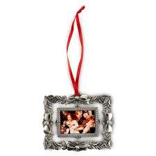 pewter photo ornament walmart