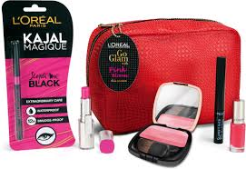 l 39 oreal paris go glam kit with pink bloom in india l 39 oreal paris