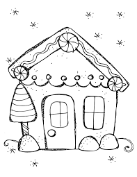 printable gingerbread house colouring page fresh coloring gingerbread house coloring page free coloring book